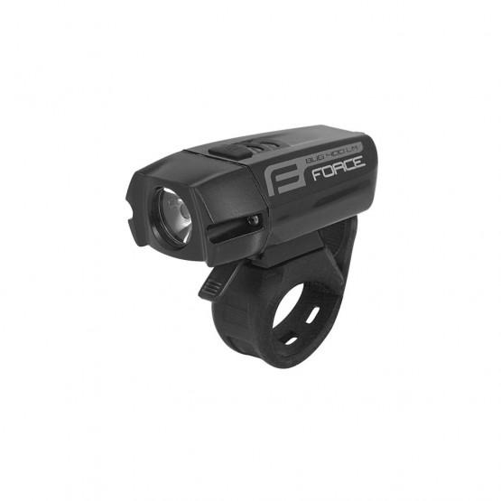 Фар Force BUG - 400 лумена, USB