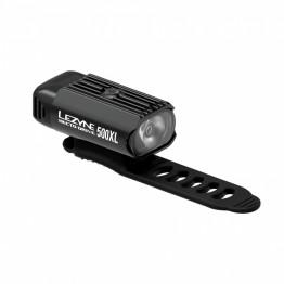 Фар Lezyne Hecto drive - 500 лумена, USB, модел 2020