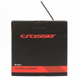 Броня за спирачки Crosser - черна