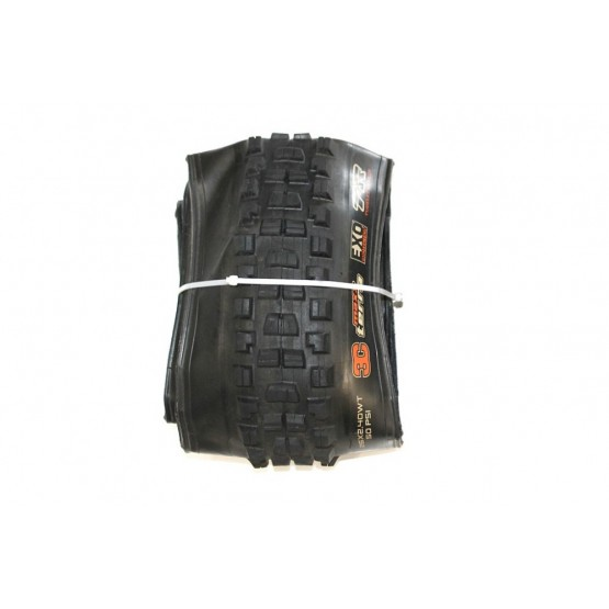 Външна гума Maxxis Minion DHR II 26 x 2,40WT EXO/TR/3C - 1 бр употребявана