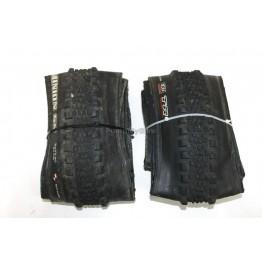 "Външна гума Maxxis Minion SS 29"" x 2,30  EXO/TR/Silkworm - 2 бр употребявани"