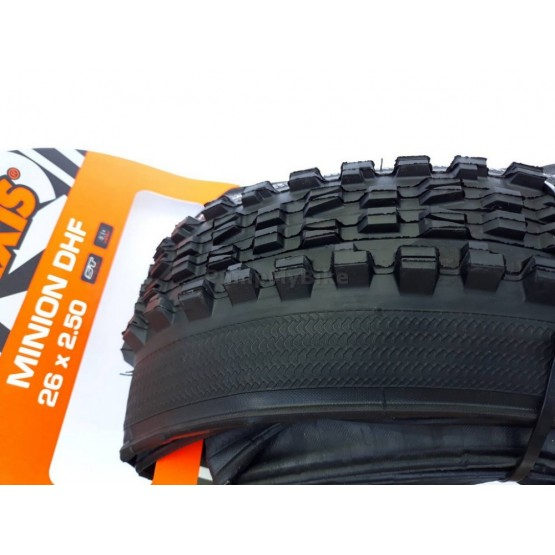 Външна гума Maxxis Minion DHF 26x2,50 EXO / ST fold