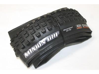 Външна гума Maxxis Minion DHF 26x2,50 EXO / TR / WT fold