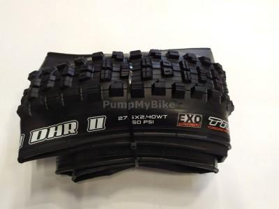 Външна гума Maxxis Minion DHR II 27,5 x 2,4  EXO / TR/ Wide Trail fold