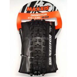 "Външна гума Maxxis Dissector 27,5"" x 2,60 EXO / TR / WT"