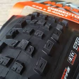 """Външна гума Maxxis Dissector  27,5"""" x 2,40 3C Terra/Exo/TR/WT fold"""