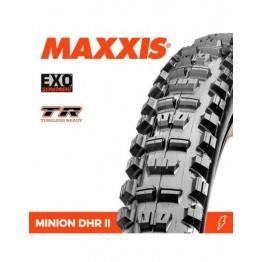 Външна гума Maxxis Minion DHR II 27,5 x 2,30 EXO/TR fold