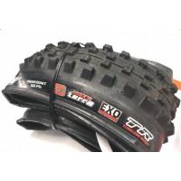 """Външна гума Maxxis Shorty 26"""" x 2,50 3C / EXO / TR - промо сет 2 бр."""