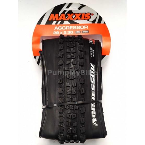 """Външна гума Maxxis Aggressor 29"""" x 2.30 EXO / TR"""