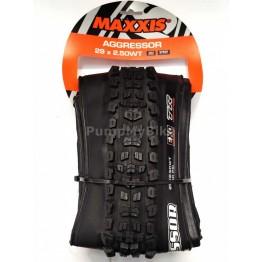"""Външна гума Maxxis Aggressor 29"""" x 2,50 EXO / TR / WT"""