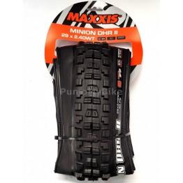 "Външна гума Maxxis Minion DHR II 29"" x 2,40 3C Max Grip / Exo / TR fold"