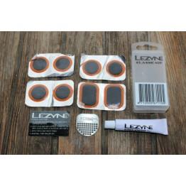 Комплект лепенки и лепило Lezyne Classic Kit