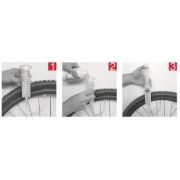 Инжектор за течност за безкамерни гуми Effetto Mariposa