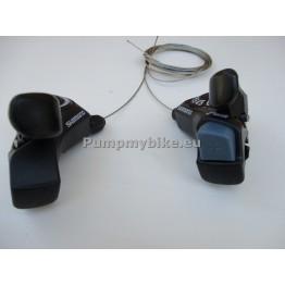 Команди Shimano SL-TX30 3х6 или 3x7