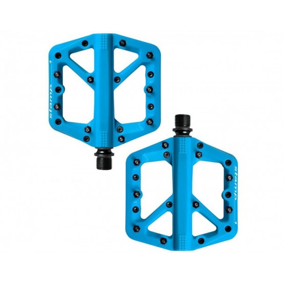 Педали CrankBrothers Stamp1 - сини small