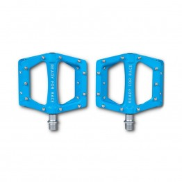 Педали Cube RFR flat CMPT - платформи, сини
