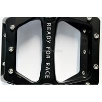 Педали Cube RFR flat CMPT - платформи, черни