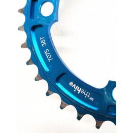 Плоча E13 36T 104 BCD синя - употребявана