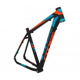"Рамка Cross GRX 29"" x 510 - черно-синя-оранжева"