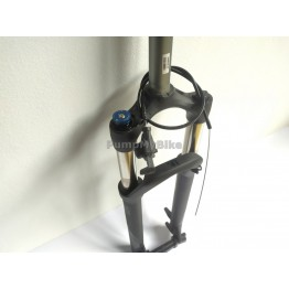 "Вилка RockShox XC30 29""  100 mm. - Solo air, Remote lock"