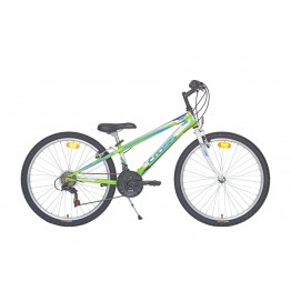 Велосипед Cross Speedster boy steel green 20""