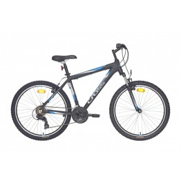 "Велосипед Cross GRX Romero black - blue 26"""