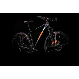 "Велосипед Cube Aim Pro 27,5"" черно-оранжев"