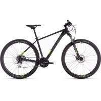 "Велосипед Cube Aim Pro 29"" черно-жълт - L размер"