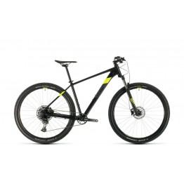 """Велосипед Cube Analog 27,5""""-29"""" черно-жълт 1х12"""