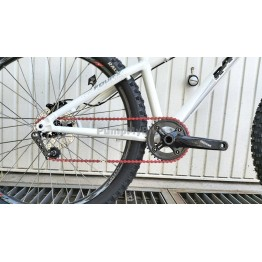 "Велосипед Ram Four X.2 - 26"" Single speed"