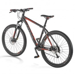 "Велосипед Cross Grip 29"" х 520 черно-червен"