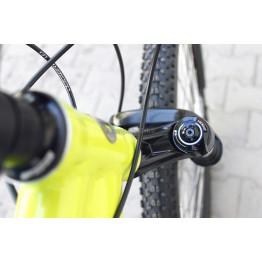 Велосипед RAM HT2.1 XC30 2x10 XL жълт
