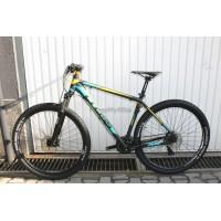 """Велосипед Cross GRX HDB 29"""" х 510 - custom, черно-жълт-син"""
