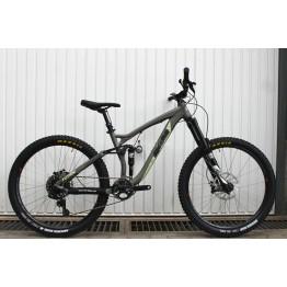"""Велосипед RAM Fusion 27,5"""" - сив / жълт"""