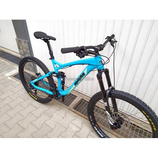 "Велосипед RAM Fusion 27,5"" - син"