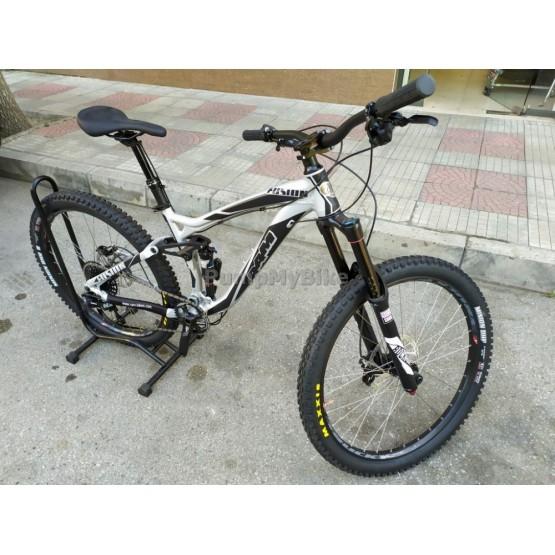 """Велосипед RAM Fusion 27,5"""" - сребрист"""