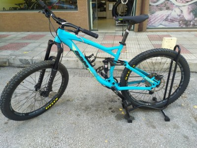 "Велосипед RAM Fusion 27,5""- син М / L - употребяван"