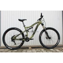 """Велосипед RAM TRAIL 27,5"""" - military green - тъмно зелен мат - модификация 2"""
