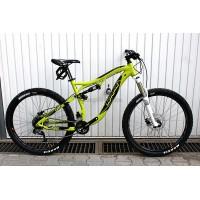 "Велосипед RAM TRAIL.2 27,5"" - apple green - светло зелен гланц L размер"