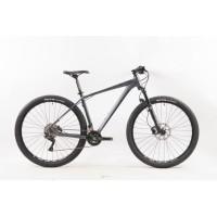 Велосипед Oryx Nine D20 2x10 Soloair - черен XL