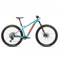 Велосипед ORBEA LAUFEY H LTD BLUE GULF - ORANGE size L