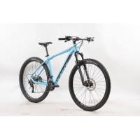 Велосипед Oryx Nine D20 2x10 Soloair - син L