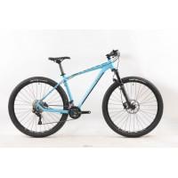 Велосипед Oryx Nine C18 2x9 Soloair - син L