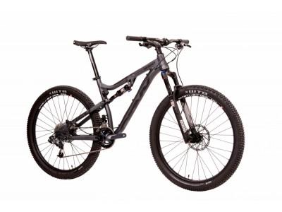 "Велосипед Oryx X120 - full suspension, 27,5"" - M графит"