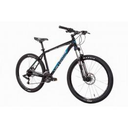 """Велосипед RAM Mentor 1 - 26"""" - черно / син, L"""