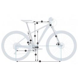 Велосипед ORBEA MX 27 Dirt XS