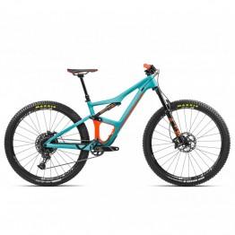 "Велосипед ORBEA OCCAM M30 L BLUE (MATTE) / ORANGE (GLOSS) 29"""