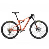 Велосипед ORBEA OIZ H30 M MAGMA ORANGE - BLACK (GLOSS) - M size