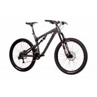 """Велосипед Oryx T140 - full suspension, 27,5"""" - M Графит"""
