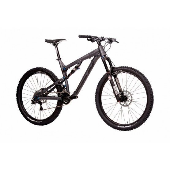 "Велосипед Oryx T140 - full suspension, 27,5"" - M Графит"